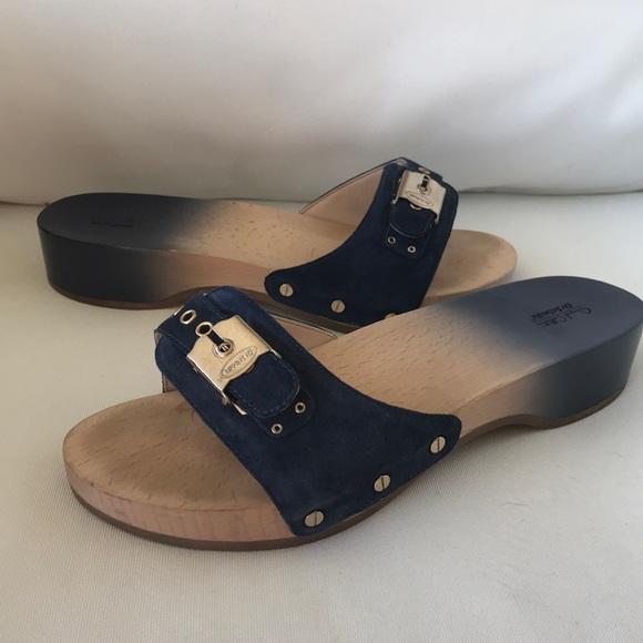 81150f30d73d Dr. Scholl s Shoes - Dr. Scholl s Original Sandal Suede NWOT